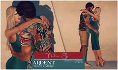 Ardent Poses - Nowhere Else AD (Ardent Poses) Tags: secondlife second life sl 2nd 2ndlife avi virtual vr 3d inworld poses pose ardent photography people exclusive avatars event love couple couples release new hold broderick logan ena roane enaroane bento advertisement sales ardentposes
