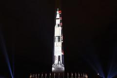 Saturn V Moon Rocket Projection on Washington Monument 04 (Amaury Laporte) Tags: 2019 manonthemoon projection launch saturnv rocket washingtonmonument memorial nasa dc districtofcolumbia misc northamerica offbeat usa unitedstates washingtondc