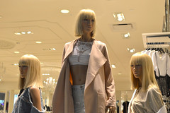 Three of a kind (radargeek) Tags: mall pennsquaremall okc oklahomacity 2017 september mannequin