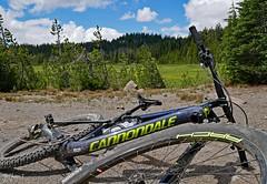 tb1180734bikeMeadowStop (thom52) Tags: thom hiking mountain biking broken top todd lake central oregon bend