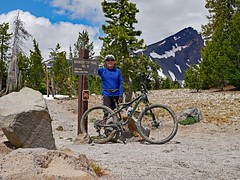 tb1180645BTTH-selfie (thom52) Tags: thom hiking mountain biking broken top todd lake central oregon bend