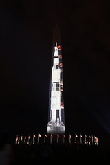 Saturn V Moon Rocket Projection on Washington Monument 07 (Amaury Laporte) Tags: 2019 manonthemoon projection launch saturnv rocket washingtonmonument memorial nasa dc districtofcolumbia misc northamerica offbeat usa unitedstates washingtondc