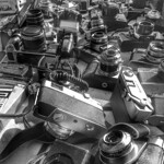 Cameras in Brussels. A few years back. . . . . . #travel #brussels #belgium #cameras #used #fleamarket #memories #i❤europa thumbnail
