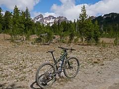 tb1180588BikePlainBrokenTop (thom52) Tags: thom hiking mountain biking broken top todd lake central oregon bend
