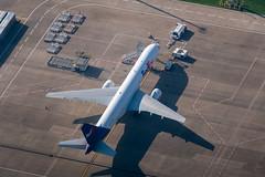 N776FD Boeing 757-200F FedEx (SamCom) Tags: n776fd boeing 757200f fedex b752 federalexpress 757 fortworthallianceairport kafw afw