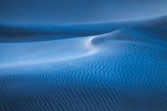 Intricate (Maxwell Campbell) Tags: deathvalley sand dunes california america abstract patterns landscape art