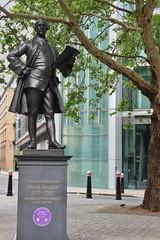 John Wilkes (gary8345) Tags: london uk unitedkingdom england snapseed 2019 britain londonist greatbritain