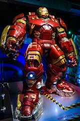 Hulkbuster Armor (Moogul) Tags: nikon d500 dx sigma 1835mm 18 simga1835mm18 art madametussauds madame tussauds wax museum iron man ironman hulkbuster