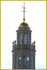 (Harry Lipson III) Tags: dome cupola weathervane goldleaf gold harrylipson harrylipsoniii