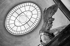Winged Victory of Samothrace - Le Louvre - Paris (Out Of The Map) Tags: