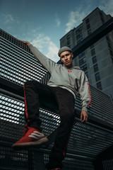 Just hangin (AlexanderHorn) Tags: portrait fashion male urban citylife street city commuter sony sigma cool