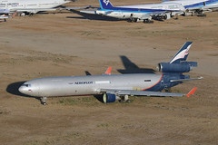 N382BC MD-11, Aeroflot -Victorville (CaptainN1435S) Tags: n382bc md11f aeroflot victorville