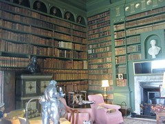 Belton House, Lincolnshire (Fortescue38) Tags: lincolnshire beltonhouse nationaltrust grade1 library study