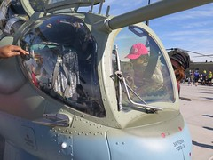 """Mil Mi-24D Hind 2 • <a style=""""font-size:0.8em;"""" href=""""http://www.flickr.com/photos/81723459@N04/48313140252/"""" target=""""_blank"""">View on Flickr</a>"""