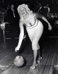 Jayne Mansfield (poedie1984) Tags: jayne mansfield vera palmer blonde old hollywood bombshell vintage babe pin up actress beautiful model beauty hot girl woman classic sex symbol movie movies star glamour girls icon sexy cute body bomb 50s 60s famous film kino celebrities pink rose filmstar filmster diva superstar amazing wonderful photo picture american love goddess mannequin black white mooi tribute blond sweater cine cinema screen gorgeous legendary iconic schoenen shoes busty boobs décolleté armband bracelet lippenstift lipstick bowling