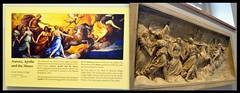 AuroraApolloAndTheMuses (T's PL) Tags: art artwork auroraapolloandthemuses auroraapolloandthemusesbyabramoghigli chalkwarebasrelief va virginia virginiamilitaryinstitute vmi nikon tamron 16300 f3563 di ii vc pzd d7000 lexingtonva nikond7000 vmimuseum