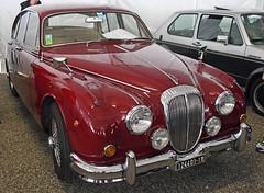 Daimler // IM-124401 (baffalie) Tags: auto voiture ancienne vintage classic old car coche retro expo italia sport automobile racing motor show collection club course race circuit italie padoue fiera