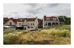 Little Houses of Heusden (Giovanni Arons Photography) Tags: cloudy summer house windy white flora netherlands heusden old town beautiful