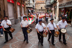 Ikurriñaren 125 urteurrena Bilbao -0008 (EAJ-PNV) Tags: eajpnv euzkoalderdijeltzalea euzkadi partidonacionalistavasco basquecountry basquenacionalparty basque ikurriña