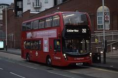Stagecoach East London Alexander Dennis Enviro400SH (11081 - YX19 OMH) 252 (London Bus Breh) Tags: stagecoach stagecoachlondon stagecoacheastlondon eastlondon alexander dennis alexanderdennis alexanderdennislimited adl alexanderdennisenviro400mmc enviro400mmc e400mmc e400 mmc smarthybrid hybrid hybridbus hybridtechnology 11081 yx19omh 19reg london buses londonbuses bus londonbusesroute252 route252 romford romfordmarket stedwardsway tfl transportforlondon