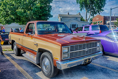 Double Take (kendoman26) Tags: htt happytruckthursday july2019morrisilcruisenight morrisillinois morriscruisenight chevypickup hdr nikhdrefexpro2 sonyalpha sonyphotographing sonya6000 selp1650