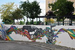 Lisboa - street art (jaime.silva) Tags: murolx19 lisboa lisbon lisbonne lissabon lisszabon lisbona lisabona lisabon lissabonin lissaboni lisabonos lisabonas lizbona lizbon lizbonska portugal portugalia portugalsko portugália portugalija portugali portugale portugalsk portogallo portugalska portúgal portugāle streetart streetartist street muralpainting mural pinturamural spraypaint spray spraypainting graffiti graf publicart artepublica urban urbanart arteurbana ozearv