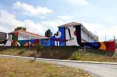 Lisboa - street art (jaime.silva) Tags: murolx19 lisboa lisbon lisbonne lissabon lisszabon lisbona lisabona lisabon lissabonin lissaboni lisabonos lisabonas lizbona lizbon lizbonska portugal portugalia portugalsko portugália portugalija portugali portugale portugalsk portogallo portugalska portúgal portugāle streetart streetartist street muralpainting mural pinturamural spraypaint spray spraypainting graffiti graf publicart artepublica urban urbanart arteurbana muzai