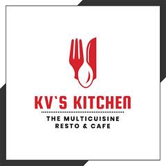 KV's KITCHEN (bretallen007) Tags: logo logodesign logodesigner cafelogo restaurantlogo kitchen foodlogo