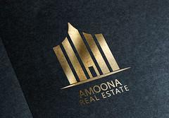 LOGO DESIGN (dayan99graphicdesigner) Tags: logo logodesign minmal minimallogo luxurylogo luxury flatlogodesign real realestatelogo