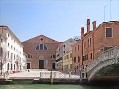 Le campo San Lorenzo (Venise) (dalbera) Tags: dalbera venise italie campo sanlorenzo église joanjonas anniedalbera