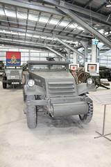 M3 Scout Car_03 (Mckenna35) Tags: australianarmorartillerymuseum usarmy vehicle wwii