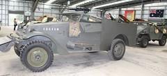 M3 Scout Car_08 (Mckenna35) Tags: australianarmorartillerymuseum usarmy vehicle wwii