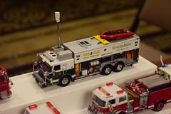 DSC_0556 (Zack Bowden) Tags: silver city firefest mode fire truck kitbash