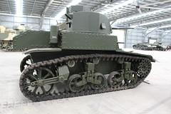 M3 Stuart-Early_05 (Mckenna35) Tags: australianarmorartillerymuseum armor tank wwii usarmy vehicle stuart