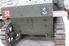 M3 Stuart-Early_06 (Mckenna35) Tags: australianarmorartillerymuseum armor tank wwii usarmy vehicle stuart