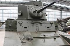 M3 Stuart-Early_07a (Mckenna35) Tags: australianarmorartillerymuseum armor tank wwii usarmy vehicle stuart