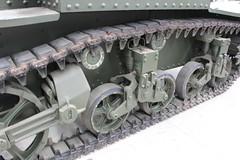 M3 Stuart-Early_12 (Mckenna35) Tags: australianarmorartillerymuseum armor tank wwii usarmy vehicle stuart