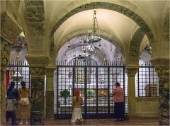 Basilica di San Nicola #3 (Clive1945) Tags: italy puglia d7100 bari religion church cathedral crypt