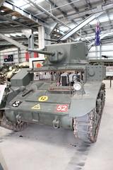 M3 Stuart III_02 (Mckenna35) Tags: australianarmorartillerymuseum armor tank vehicle usarmy wwii stuart