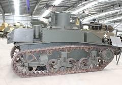 M3 Stuart III_04 (Mckenna35) Tags: australianarmorartillerymuseum armor tank vehicle usarmy wwii stuart