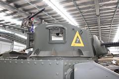 M3 Stuart III_07 (Mckenna35) Tags: australianarmorartillerymuseum armor tank vehicle usarmy wwii stuart