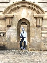 quai de la Rapée (Leo & Pipo) Tags: leo pipo paris streetart street art artwork collage affiche poster paste pasteup wheatpaste cut paper urbain urban city ville rue mur wall sticker stencil tag graffiti france retro vintage analog handmade mixed media dada surreal leopipo leoetpipo