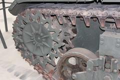 M3 Stuart III_14 (Mckenna35) Tags: australianarmorartillerymuseum armor tank vehicle usarmy wwii stuart