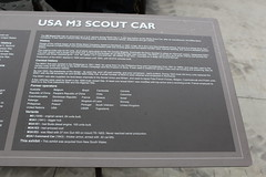 M3 Scout Car_01 (Mckenna35) Tags: australianarmorartillerymuseum usarmy vehicle wwii