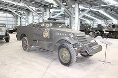 M3 Scout Car_04 (Mckenna35) Tags: australianarmorartillerymuseum usarmy vehicle wwii