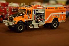 DSC_0580 (Zack Bowden) Tags: silver city firefest mode fire truck kitbash