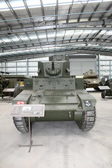 M3 Stuart-Early_02 (Mckenna35) Tags: australianarmorartillerymuseum armor tank wwii usarmy vehicle stuart
