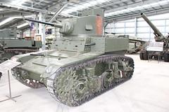 M3 Stuart-Early_03 (Mckenna35) Tags: australianarmorartillerymuseum armor tank wwii usarmy vehicle stuart