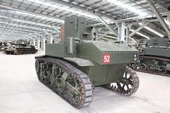 M3 Stuart-Early_04 (Mckenna35) Tags: australianarmorartillerymuseum armor tank wwii usarmy vehicle stuart