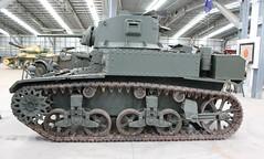M3 Stuart III_03 (Mckenna35) Tags: australianarmorartillerymuseum armor tank vehicle usarmy wwii stuart